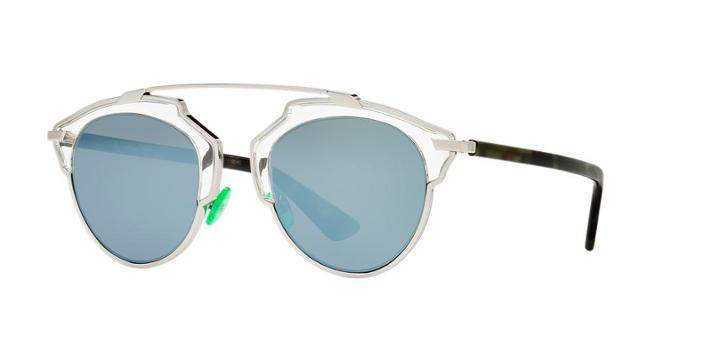 Dior Multicolor Round Sunglasses - So Real