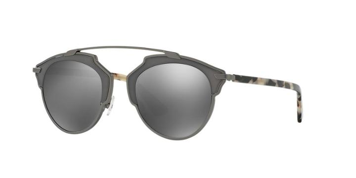 Dior So Real Tortoise Aviator Sunglasses