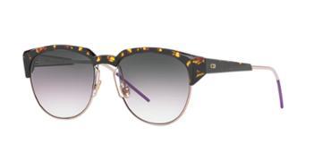 Dior Spectral Pink Round Sunglasses