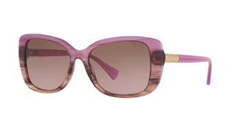 Ralph 57 Pink Rectangle Sunglasses - Ra5223