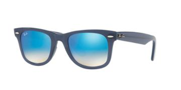 Ray-ban Blue Square Sunglasses - Rb4340