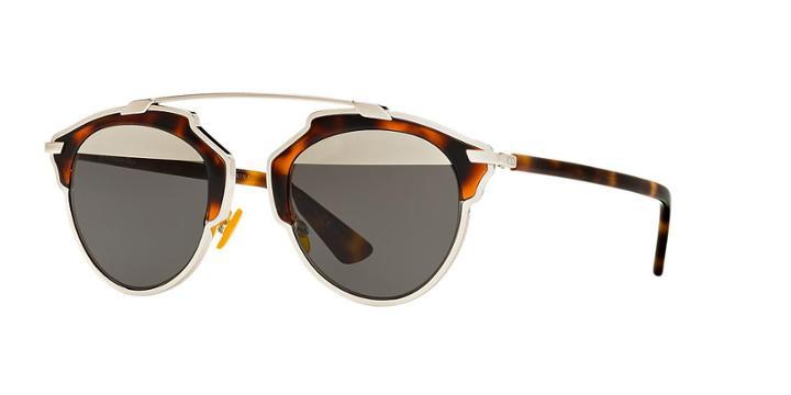 Dior Gold Square Sunglasses - Diorsoreal