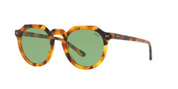 Polo Ralph Lauren 49 Brown Panthos Sunglasses - Ph4138