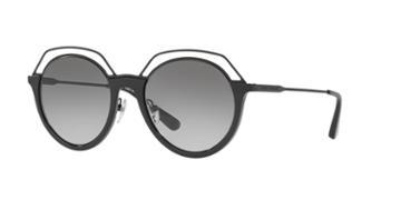 Tory Burch 51 Black Square Sunglasses - Ty9052