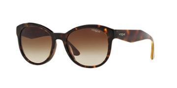Vogue Vo2992sf 53 Tortoise Panthos Sunglasses