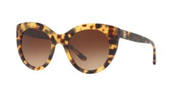 Tory Burch 51 Tortoise Cat-eye Sunglasses - Ty7115