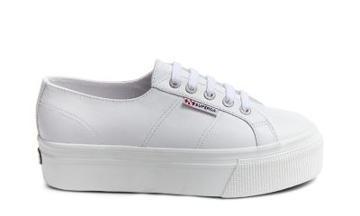 Steve Madden 2790 Fglw White