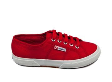 Superga 2750 Cotu Classic Maroon Red