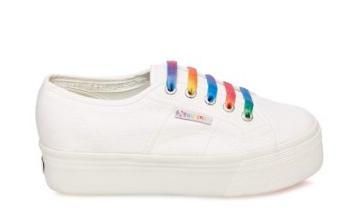 Steve Madden 2790 Cotw Multicolor White Multi
