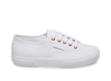Superga 2750 Cotu Classic White-gold