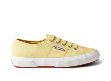 Superga 2750 Cotu Classic Pale Yellow