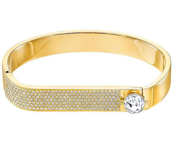 Swarovski Swarovski Forward Bangle White Gold-plated