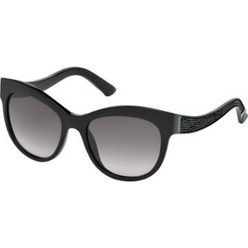 Swarovski Fabulous Sunglasses, Sk0110-f 01b, Black