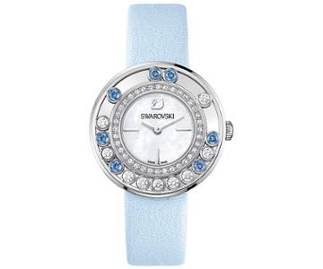 Swarovski Swarovski Lovely Crystals Ice Blue Watch White