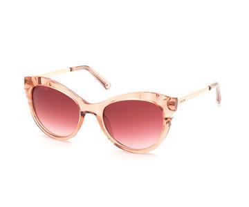 Swarovski Swarovski Swarovski Sunglasses, Sk0151 72t, Rose