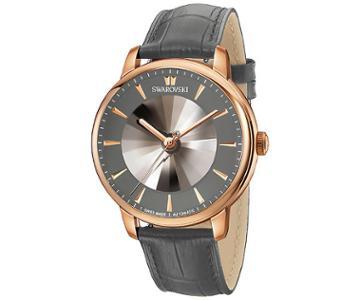 Swarovski Swarovski Atlantis Limited Edition Automatic Men's Watch, Gray Gray Rose Gold-plated
