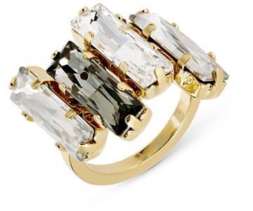 Swarovski Swarovski Atelier Swarovski Core Collection, Nile Ring White Gold-plated