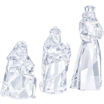 "Swarovski Nativity Scene €"" Three Kings Online Set"