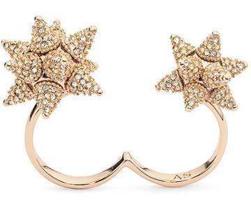 Swarovski Swarovski Atelier Swarovski Core Collection, Kalix Open Ring White Rose Gold-plated
