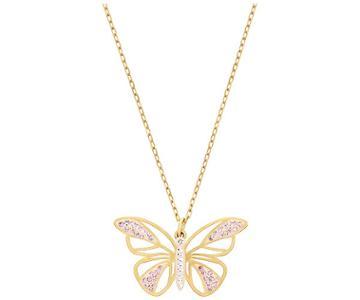 Swarovski Swarovski Butterfly Pendant Light Multi Gold-plated