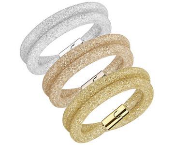 Swarovski Swarovski Stardust Deluxe Bracelet Set Light Multi