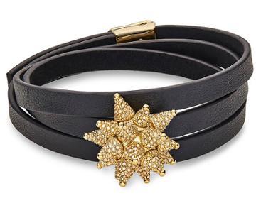 Swarovski Swarovski Atelier Swarovski Core Collection, Kalix Wrap Soft Bracelet White Gold-plated
