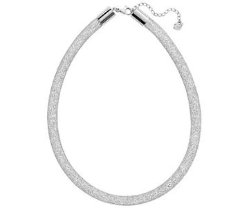 Swarovski Swarovski Stardust Deluxe Necklace White Stainless Steel