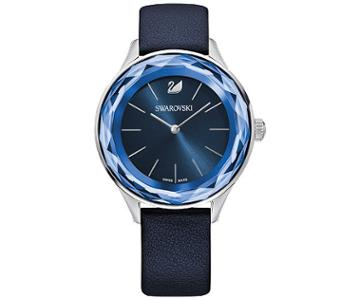 Swarovski Swarovski Octea Nova Watch, Blue Teal Stainless Steel