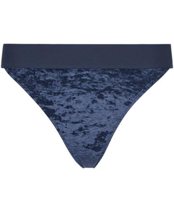 Sweaty Betty Volley Velvet Swim Bikini Bottoms