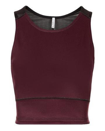 Sweaty Betty Kenza Reversible Workout Crop Tank