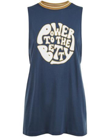 Sweaty Betty Flow Rib Trim Vest