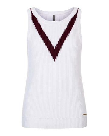Sweaty Betty Country Club Knit Tennis Vest