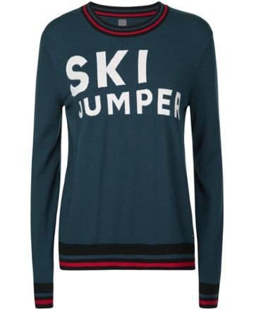 Sweaty Betty Ski Jump Knitted Sweater