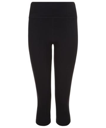 Sweaty Betty Contour Cropped Workout Leggings