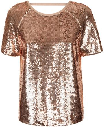 Sweaty Betty Sequin Oversized Tee