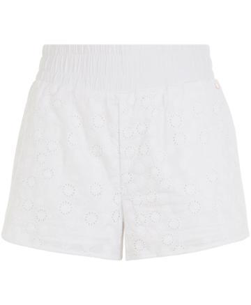 Sweaty Betty Broderie Beach Shorts
