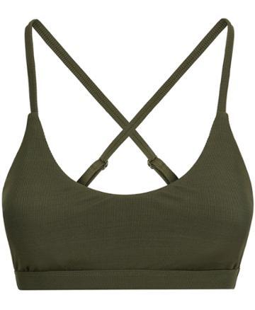 Sweaty Betty Rib Bikini Top
