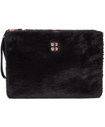 Sweaty Betty Fur Clutch Bag