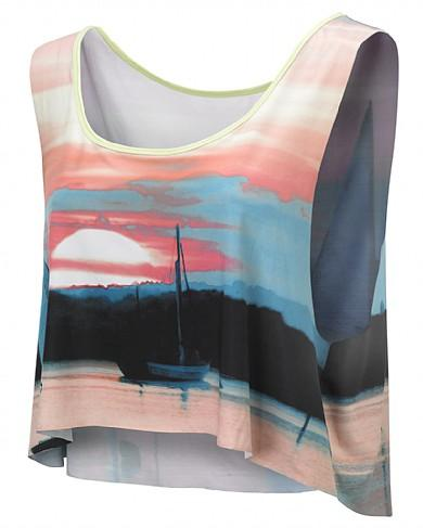 Sweaty Betty Skipper Run Tank