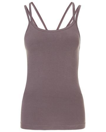 Sweaty Betty Namaska Bamboo Padded Yoga Vest