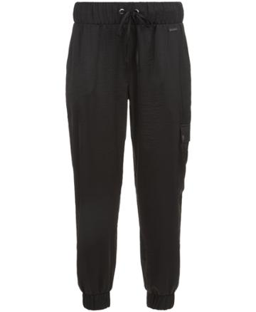 Sweaty Betty Luxe Cargo Satin 7/8 Pants