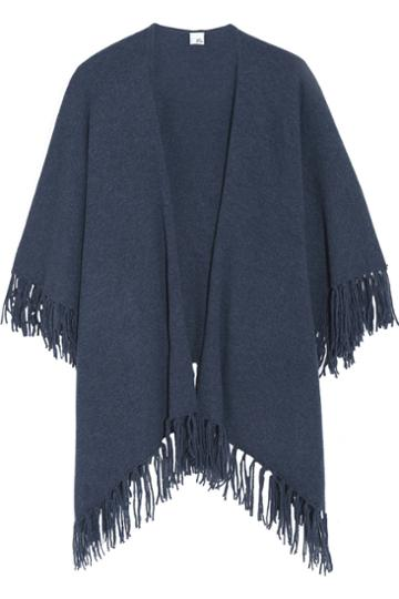Iris And Ink Tasseled Cashmere Wrap