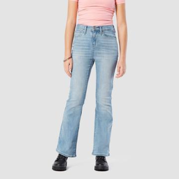 Denizen From Levi's Girls' Flare High-rise Jeans - Blue16