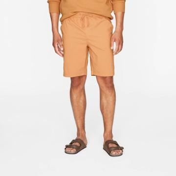 Men's 9 Utility Woven Pull-on Shorts - Goodfellow & Co Yellow