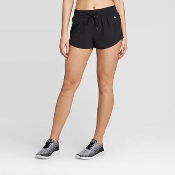 Women's High-waisted Shorts - Joylab Black