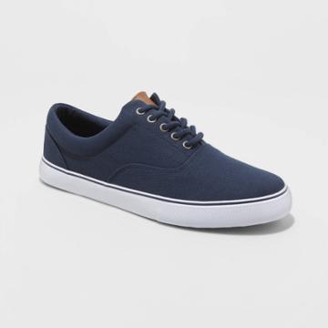 Men's Park Sneakers - Goodfellow & Co Navy 7,