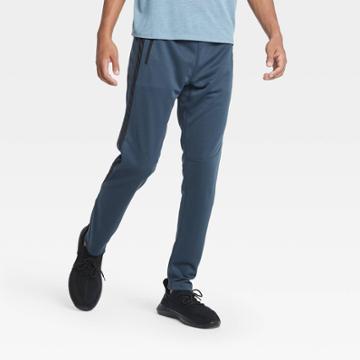 Men's Run Knit Pants - All In Motion Navy M, Men's, Size: