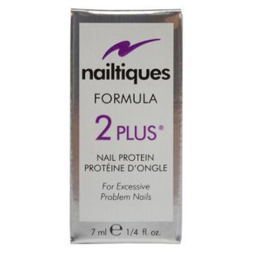 Nailtiques Formula 2 Nail Protein - 0.25 Fl Oz, Clear