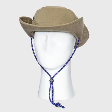 Men's Boonie Hat With Blue Cord - Goodfellow & Co Khaki