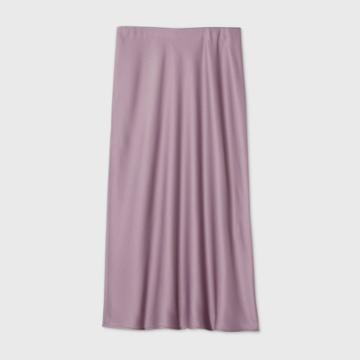 Women's A-line Skirt - A New Day Lilac